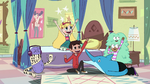 S2E33 Star, Marco, and Bounce Lounge happy again