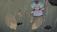 S2E15 Aunt Etheria throwing magic seeds