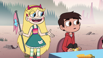 S2E15 Star Butterfly 'come on, Marco'