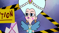 S2E25 Queen Butterfly narrows her eyes at Glossaryck