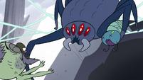 S2E2 Giant spider shoves Ludo aside