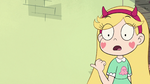 S2E23 Star Butterfly notices that Glossaryck is gone