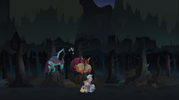 S3E1 Star and Moon in the dark forest