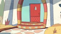The Banagic Incident background - Diaz house front door