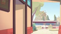 Mewberty background - Echo Creek Academy classroom door