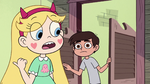 S2E23 Star Butterfly 'kinda in the middle of something'
