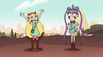 S2E9 Star Butterfly 'that's wacky talk'