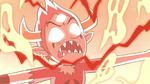 S2E19 Tom chanting in a demonic language