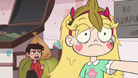 S2E9 Marco doesn't know who Mina Loveberry is