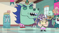 S1E18 King Butterfly's Party