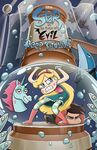 Star vs. the Forces of Evil Deep Trouble issue 1 cover