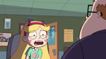 S2E38 Star Butterfly apologizes to Principal Skeeves