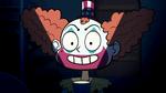S1E7 Clown Marco in the dark