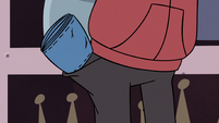 S2E18 Marco Diaz's wallet floats out of his pocket