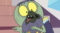 S3E7 King Ludo surprised to see Star Butterfly