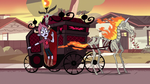 S2E19 Tom 'giddyup, skeleton horse!'