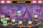 Creature Capture part 2 level select screen