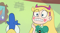 S2E1 Star Butterfly 'without my wand?'