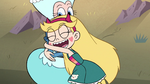 S2E15 Star Butterfly hugging her mother