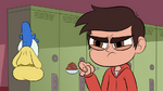 S1 E11 Marco with a spoon