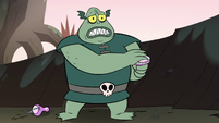 S2E12 Buff Frog trying to turn the toys off