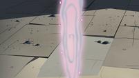 S2E41 Queen Moon's dimensional portal closing