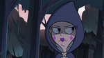 S2E40 Queen Moon with shadow-covered face
