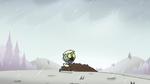 S2E2 Ludo runs to get out of the rain 1