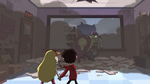 S2E18 Rasticore appears before Star and Marco