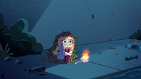 S2E7 Star Butterfly trembling in the cold night