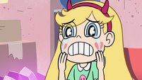S2E18 Star Butterfly crying tears of despair