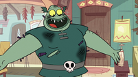 S2E11 Buff Frog 'come to papa!'