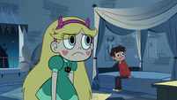 S2E28 Star Butterfly listening to her parents