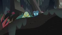 S2E12 Buff Frog and Boo Fly spy on bar rats