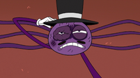 S2E22 Spider With a Top Hat puts his top hat back on