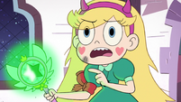 S3E1 Star Butterfly 'carrying his finger around!'
