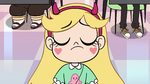 S2E32 Star Butterfly closing her eyes