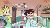 S1E17 Marco throws away his brushes