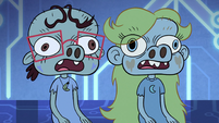 S2E17 Star and StarFan13 become grotesque