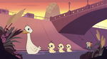 S2E39 Star, Marco, and Jackie watch the ducks leave