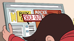 S2E19 Mackie Hand movie marathon is sold out