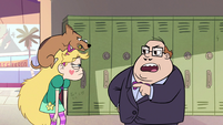 S2E6 Skeeves 'until you get rid of that dog!'