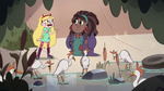 S2E7 Star Butterfly 'did you just say hair?'