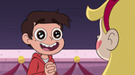 S2E27 Marco Diaz looking even more thrilled