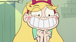 S2E23 Star Butterfly getting super-excited