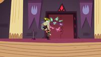 S2E25 Glossaryck slams into Bureaucracy of Magic's door