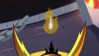 S2E31 Flame over Hekapoo's head