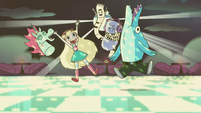 S2E33 Star and the Bounce Crew hit the dance floor
