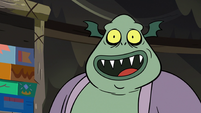 S3E5 Buff Frog knows what boom-boom means