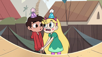 S2E29 Star Butterfly 'magic users in this dimension'